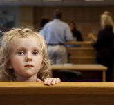 Girl in court | Guardian ad Litem | CASA