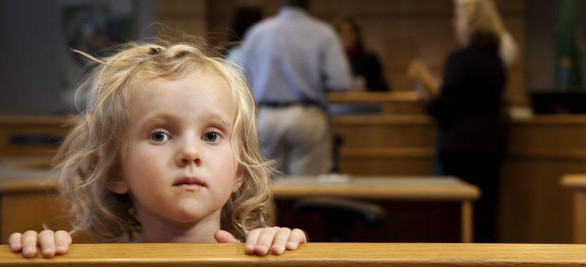 Girl in court | Guardian ad Litem | CASA